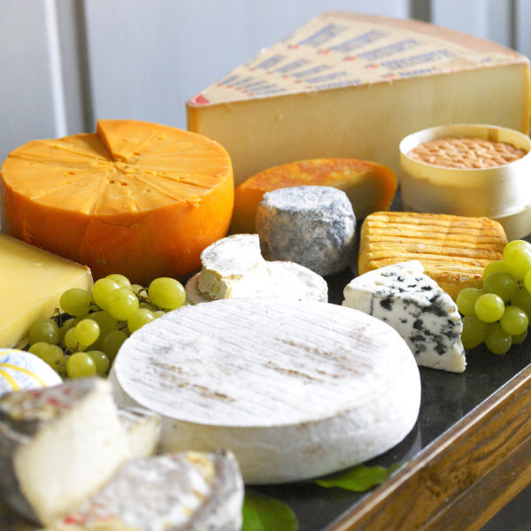 Enjoy our cheese board