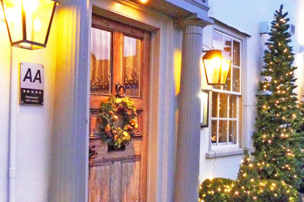 The Great House Lavenham Restaurant