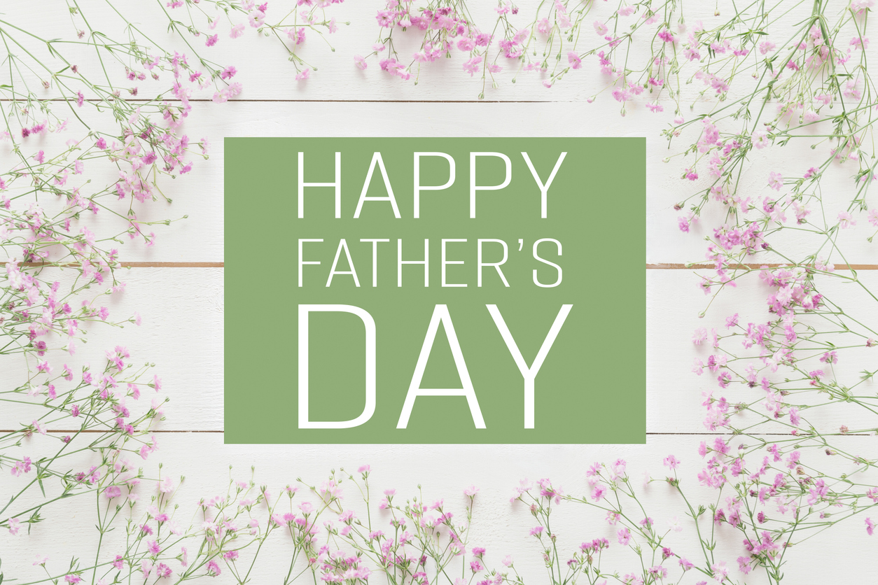 Father's Day – 16th June 2019